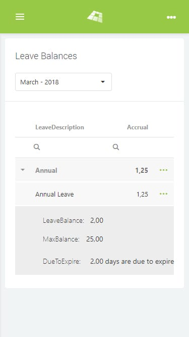 leave_balance_mobile Manager and Employee Self Service